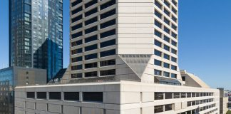 Hudson Pacific, Canada Pension Plan Investment Board, San Francisco, Mid-Market, 1455 Market Street