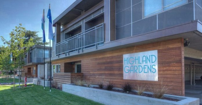 Highland Gardens Mountain View real estate The Registry
