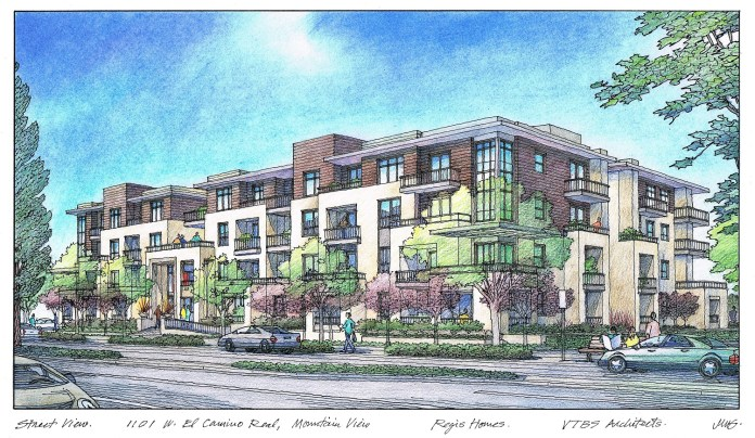 Sares Regis Group of Northern California, San Mateo, Mountain View, VTBS Architects, residential real estate news, Bay Area, Daly City, San Jose