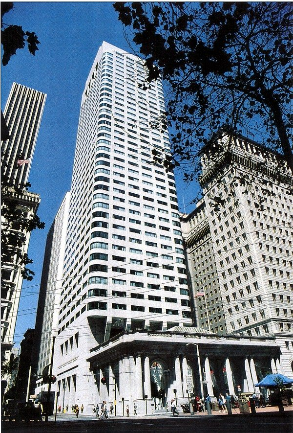 Barker Pacific Group, One Sansome St, San Francisco, commercial real estate news, Sotheby's, Capsilon Technologies, Prudential Real Estate Investors, CBRE