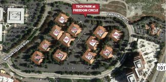 Irvine Co., Santa Clara, Tech Park at Freedom Circle, Silicon Valley, Legacy Partners, Santa Clara Gateway, Santa Clara Square