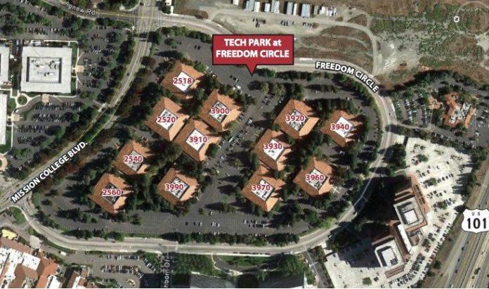 Tech Park at Freedom Circle Santa Clara real estate The Registry