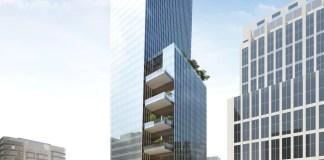 The John Buck Company, Golub, commercial real estate news, JLL, San Francisco, Park Tower at Transbay