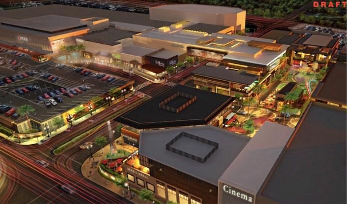 Hillsdale Mall north block 2015 proposal