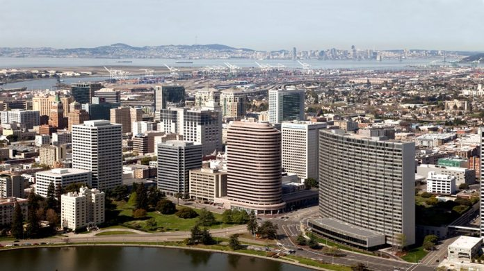 Boston Properties, Salesforce Tower, McGrath Properties, The Skylyne, MacArthur BART station, North Oakland, Bay Area, Fruitvale Transit Village, Solomon Cordwell Buenz, Build Group,