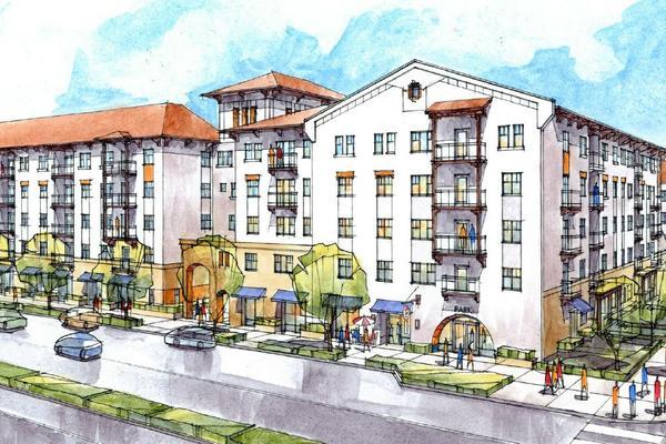 San Leandro Affordable Housing, Bay Area, residential real estate news, BRIDGE Corp, Wells Fargo, San Francisco, Marea Alta