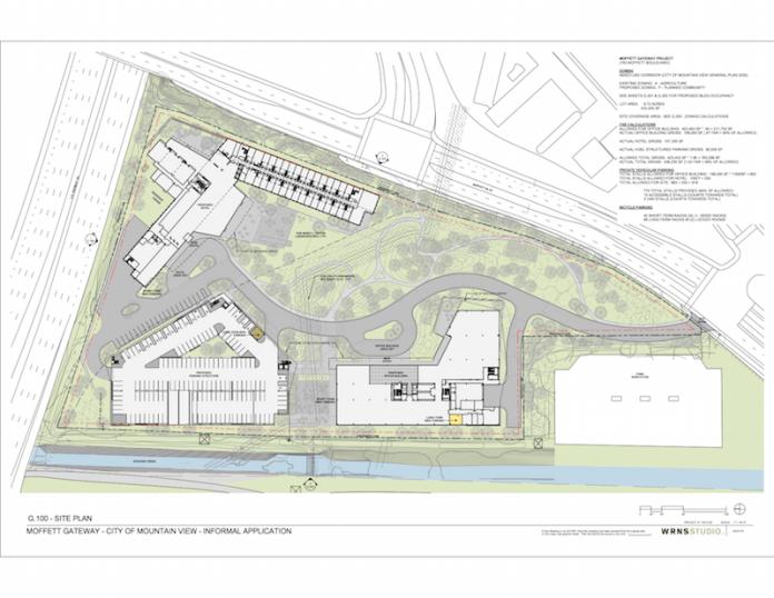 Broadreach's Moffett Gateway Proposal