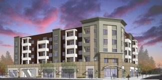 BKBC Architects, Walnut Creek, Fremont, mixed-use project