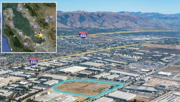 Prologis, Fremont, San Francisco, Bay Area, Oakland, San Jose, Silicon Valley, commercial real estate