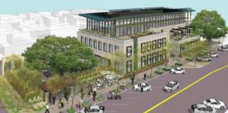 Lane Partners, Menlo Park, 1020 Alma St., Silicon Valley, development, Caltrain, BAR Architects