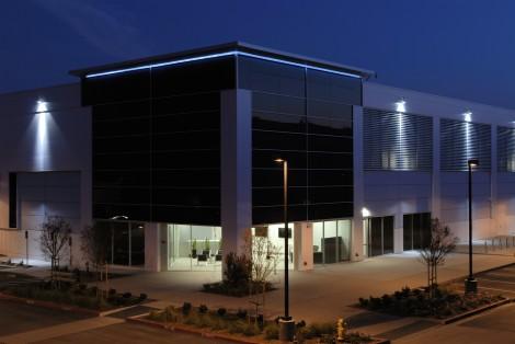 Vantage Data Centers' V2 facility in Santa Clara