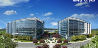 DES Architects + Engineers, Redwood City, Silicon Valley, Moffett Place, Jay Paul Company, Sunnyvale, Google
