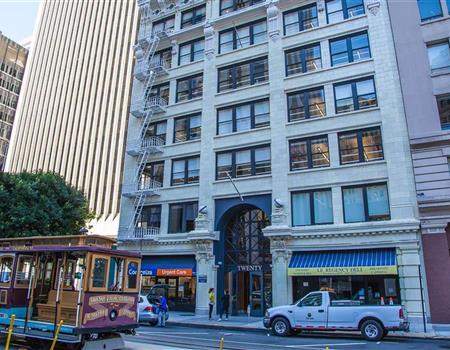 20 California San Francisco real estate