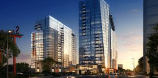 KT Urban, San Jose, Bay Area, Silicon Valley, Multifamily, Cupertino, C2K Architecture