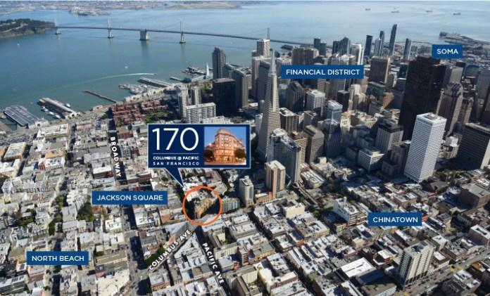 170 Columbus San Francisco
