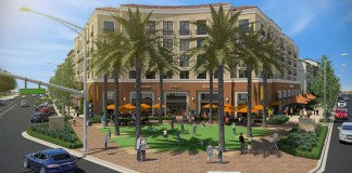 Santa Clara University, mixed-use, Santa Clara, Bay Area, Irvine Co, Mission Town Center, Silicon Valley