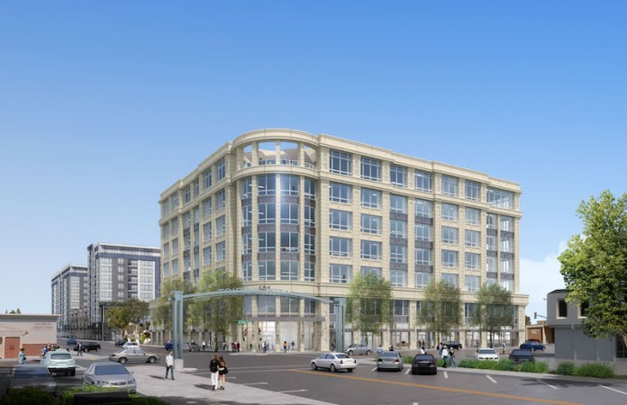 Redwood City, Dostart Development Company, Palo Alto, Bay Area, Peninsula, J.P. Morgan, American Realty Advisors, Regency Capital Partners
