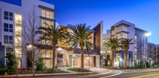 Ivanhoé Cambridge, Shea Properties, Ascent Apartments, San José, Silicon Valley, Bay Area