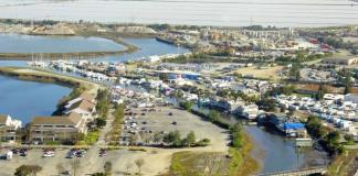 Port of Redwood City, United States Army Corps of Engineers, Silicon Valley, Redwood Creek Channel, San Francisco