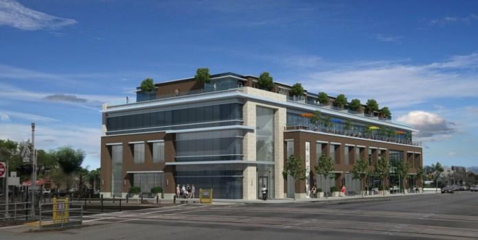 San Mateo, Windy Hill Property Ventures, mixed-use, transit-oriented development, Bay Area 405 E. 4th Ave. Peninsula