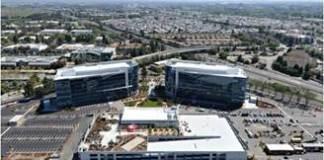 Moffett Gateway Google Silicon Valley Level 10 Construction DES Architects + Engineers Jay Paul Company Sunnyvale Newmark Cornish & Carey