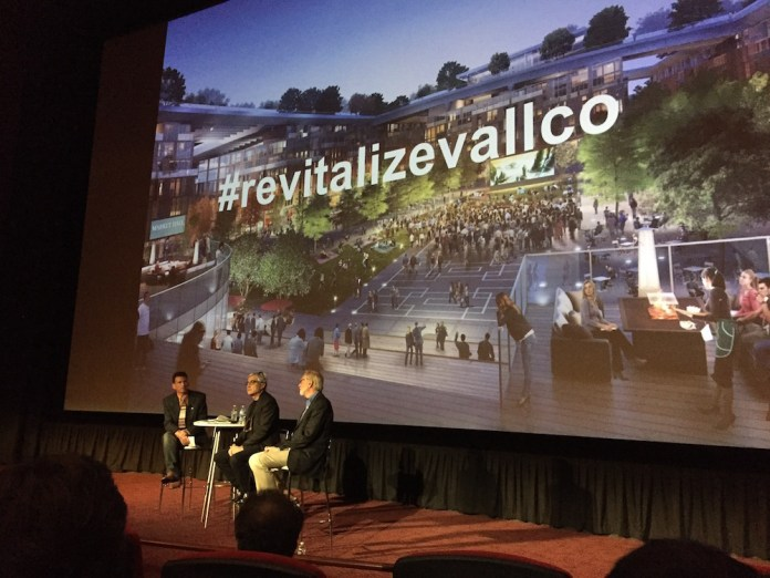 David Regester interviewing Rafael Viñoly and Laurie Olin