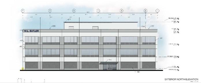 W. L. Butler Construction, Redwood City, Peninsula, Bay Area, Butler Realty LLC Ware Malcomb Caltrain SamTrans Palo Alto Mountain View