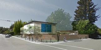 Chabad North Peninsula San Mateo Caltrain Studio Bondy Architecture BKF Engineers Surface Design LEED 115 Monte Diablo Avenue