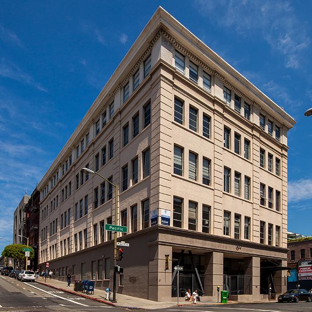 Grosvenor Americas San Francisco PMI Properties Jackson Square Cushman & Wakefield 394 Pacific Avenue Peter Staver Michael Beattie