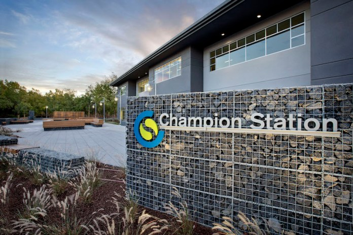 Santa Clara County, San Jose, Shorenstein, Silicon Valley Business Journal, Cisco, TMG Partners, Fortress Investment Group, Champion Station