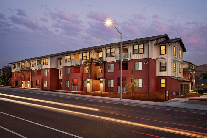San Luis Obispo, KTGY Architecture + Planning, ROEM Corporation, HASLO, Housing Authority of San Luis Obispo, South Hills Crossing