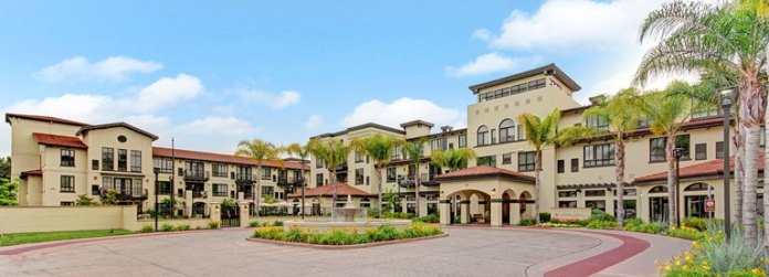 AEW Capital Management, Campbell, Bay Area, Merrill Gardens, Silicon Valley senior housing
