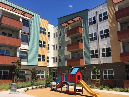 Fremont, Laguna Commons, Peninsula, San Francisco, Bay Area, MidPen Housing