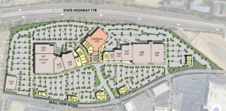 East Hills Mall, Bakersfield, C & C Properties, MarkChris Investments