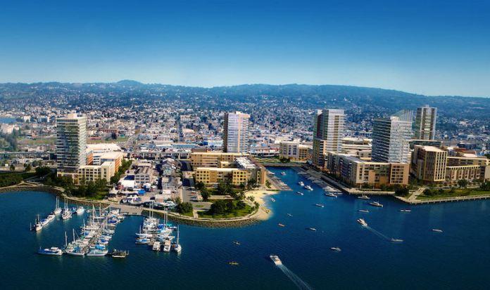 UBS, Oakland, Signature Development Group, Brooklyn Basin, Terrace Apartments, San Francisco, BAR Architects, Bruce Jett Associates, BKF Engineers, Zarsion America, MidPen Housing