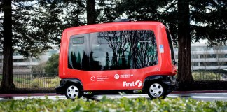 Contra Costa Transportation Authority, EasyMile, GoMentum Station, Bishop Ranch, Driverless Shuttle,