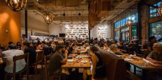 East Bay Restaurants, Chrtis Pastena, San Francisco, Bay Area, AEI Consultants, Jack London Square, Lungomare, Chop Bar, Calavera