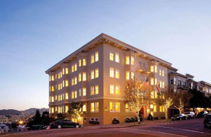 Woodside Hotels, San Francisco, Bay Area, Hotel Drisco,