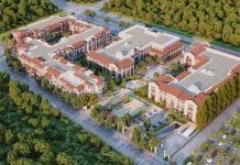 Station 1300, Menlo Park, Palo Alto, Greenheart Land Company, Caltrain, CBRE, Silicon Valley, Bay Area Real Estate Construction Development