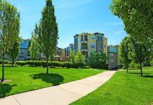 TH Real Estate, Walnut Creek, Bay Area, Ivy Hill apartment complex