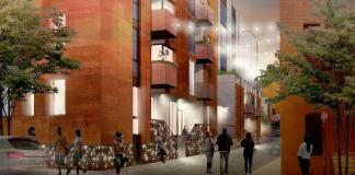 San Francisco, Build, UDR, 1532 Harrison Street, Macy Architecture, BAR Architects, Bay Area, Dublin