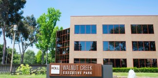 Walnut Creek, Newmark Knight Frank, Walnut Creek Executive Park, The Koll Company, Rialto Capital Management, Shadelands Business Park, Bay Area, Pleasant Hill, BART
