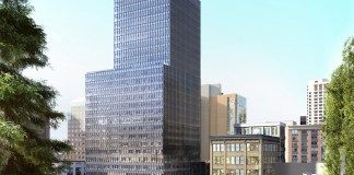 Tishman Speyer, 222 Second Street, San Francisco, J.P. Morgan Asset Management, LinkedIn, Bay Area, commercial real estate
