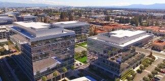 Irvine Company, Santa Clara, Amazon, Ericsson, Silicon Valley Business Journal, Santa Clara Square campus, Whole Foods, Silicon Valley, Colliers International, Bay Area, Cupertino, San Jose, Newark, Palo Alto, Sunnyvale