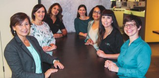 Women in Construction Operations, Northern California Chapter, Dome Construction, Women in ISEC, National Association of Women in Construction, Swinerton, McCarthy Building Companies, Vanir Construction Management, Murray Company