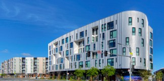 Design District, Equity Residential, Peet's Coffee & Tea, Truly Mediterranean,, Potrero 1010, California College of the Art, The Grove, One Henry Adams