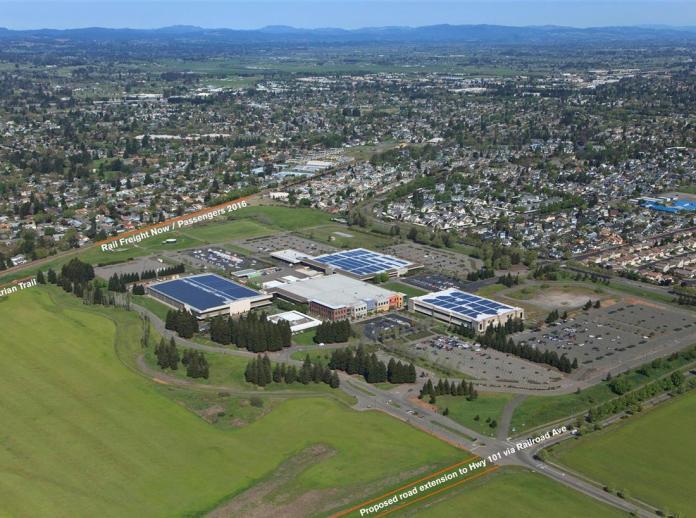 SOMO Village, Northern California, Keysight Technologies, North Bay, Hewlett-Packard, Agilent Technologies, One Planet Living Principles