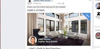 Zephyr Real Estate, Facebook, Instagram, Multiple Listing Service, Interactive Media Award, Mayfair International, Luxury Marketing Council, Artisan Group