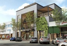 Holliday Fenoglio Fowler, The Baywood, San Mateo, B St Development, an Mateo Caltrain, Bay Area Peninsula, Holliday GP Corp, HFF Real Estate Limited