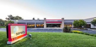 Verizon, Sensity Systems, Cushman & Wakefield, Sunnyvale, San Jose, Graymark Capital, San Francisco, 1237 E. Arques Avenue